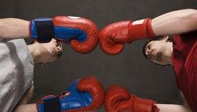 Ser golpeado en el rostro causa hinchazón.