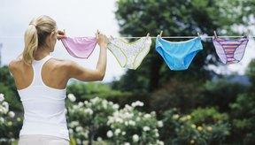 La ropa interior holgada disminuye la presión sobre las ingles y el abdomen.
