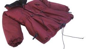 Impermeabiliza tu abrigo de algodón encerado.
