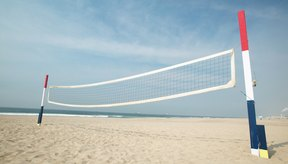Voleibol de playa.