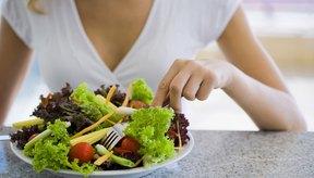 Los alimentos saludables ayudan a quemar grasa.