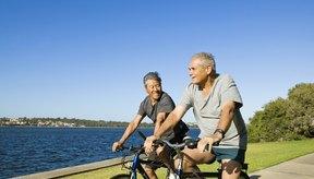 Realiza ejercicio cardiovascular, como andar en bicicleta, todos los días.