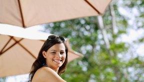 Las personas con piel clara pueden broncearse exponiéndose regularmente al sol.