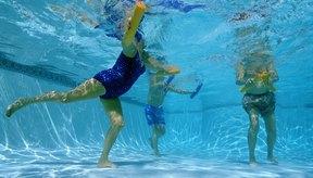 Los programas de terapia acuática ofrecen ventajas en comparación con otras formas de terapia.
