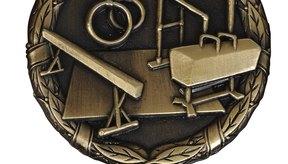 El primer paso para lograr una medalla olímpica en gimnasia artística es ser elegible.