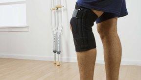 No hay ningún beneficio al utilizar un aparato ortopédico durante el ejercicio después de la cirugía del LCA.