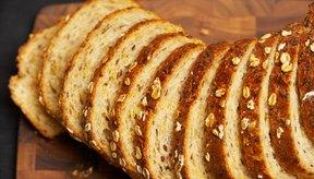 El pan integral es mejor que el blanco.