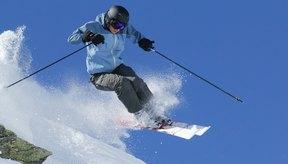El esquí implica el riesgo de lesionarte el LCA.
