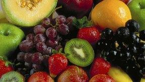 El azúcar se encuentra naturalmente en la frutas, al igual que la fibra.