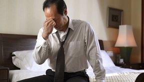 Un síntoma del hipotiroidismo en los hombres es el cansancio.