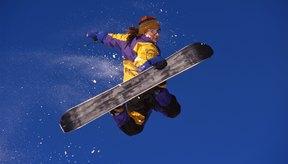 La fila para conseguir patrocinios de snowboarding es larga.