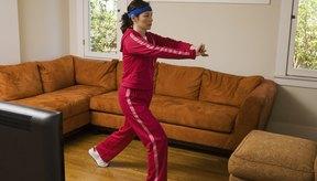Ponte en forma y ahorra tiempo haciendo ejecicio en casa.