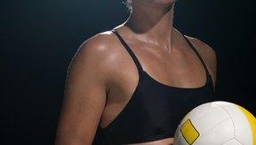Los jugadores de voleibol pueden golpear más duro y bloquear tiros con el entrenamiento.