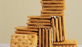 Las galletas saladas ayudan a absorber el ácido estomacal y reducen las náuseas.