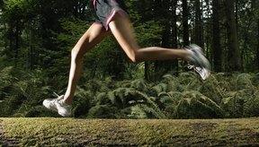 Andar y correr por zonas silvestres ayuda a mejorar tu equilibrio e incrementar la musculatura.