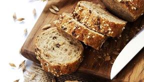 El pan integral, en cantidad moderada, resulta un excelente snack.