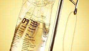 Un IV debe permitir que el tratamiento fluya libremente en una vena apropiada.