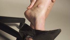 El cáncer y el dolor de pierna.