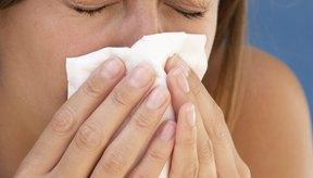 Debido a un sistema inmune debilitado durante el embarazo, es posible que desarrolles nuevas alergias para toda la vida.