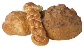 La goma xantana es un ingrediente espesante común en los productos de panadería.