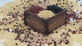 Combinar legumbres y arroz integral hace una comida de proteína completa.