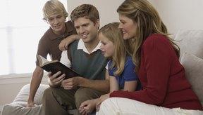 Tómate el tiempo necesario para enseñarles a los jóvenes sobre la Biblia
