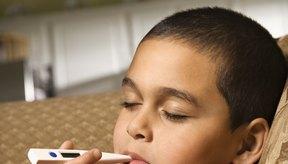 Haz que tu hijo descanse mientras duren los vómitos y las náuseas.