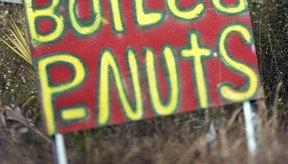 Una porción de una onza de cacahuete con cáscara contiene 90 calorías.