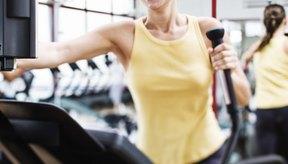 El ejercicio en un elíptica consume más calorías que caminar.