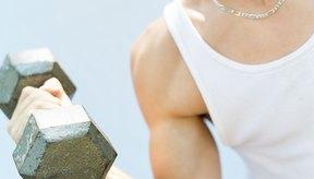 El ejercicio mantiene tus huesos y músculos fuertes.