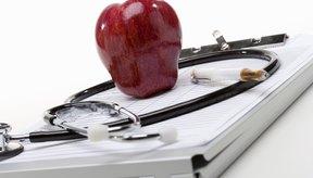 Las manzanas son una fuente de fibra soluble.