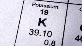 ¿Cuál es la cantidad de potasio que una persona debe consumir diariamente?