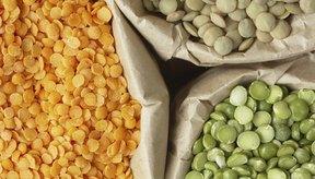 Las lentejas son fuentes de proteínas nutritivas adecuadas para una dieta que beneficia a la gota.