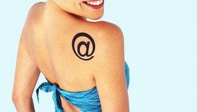 Los adolescentes no siempre entienden los peligros de la tinta de tatuajes.