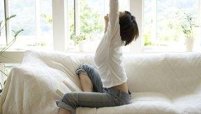 Aprende a estirarte para relajar las tensiones.