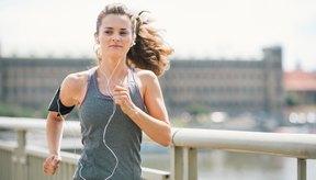 Correr puede ayudarte a desterrar pensamientos ansiosos.