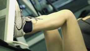 Aumenta la musculatura de la pierna sin causar presión excesiva usando una prensa para pierna.
