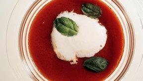 La sopa de tomate aumenta el consumo de licopeno.