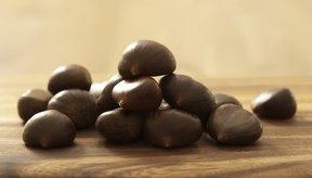 Las castañas son los frutos secos con mayor nivel alcalinizante.