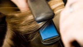 Los tratamientos de keratina dejan el cabello lacio, suave y brillante.