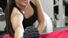 Haz ejercicios de estiramiento después de cada serie para aliviar la tensión.