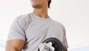 Las venas en tus brazos o piernas pueden saltar hacia afuera durante el ejercicio.