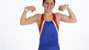 Las bandas de resistencia sirven para crear músculo.