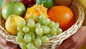 La fruta fresca siempre es una opción de bocadillo inteligente.