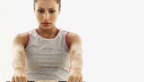 La máquina de remos se usa comúnmente en los entrenamientos de CrossFit.