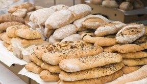 Algunos panes contienen gluten.