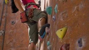 La técnica apropiada puede ayudar a cualquier persona a ser un escalador más fuerte.