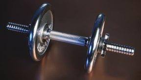 Los pacientes con hernias pueden levantar pesas, lo que les da la forma adecuada.