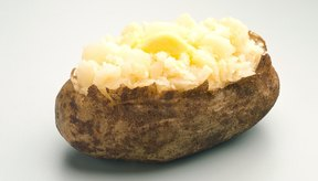 Consumir patatas solas no te proporcionan muchas proteínas.