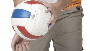 Hay tres tipos de contusiones que se producen entre los jugadores de vóleibol.